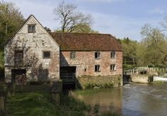 This Flour Mill in England Resumed Production to Meet Demand Amid Coronavirus Pandemic Water Plumbing, Domesday Book, Water Turbine, Life In The Uk, Flour Mill, William The Conqueror, Land Use, 1000 Years, The Weather Channel
