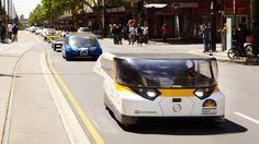 Solar-powered 'family' sedan wins race across Australia; Calgary team wins for safety | CTV News