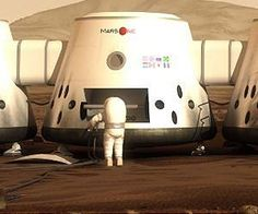 A One Way Trip to Mars - Although NASA would prefer round trips for astronauts, in a recent interview Buzz Aldrin, he suggested that the fist crews to land on Mars should stay there until a colony of about 100 people is settled...
