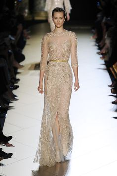 gold and embellishment!