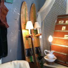 What to do with old waterskis