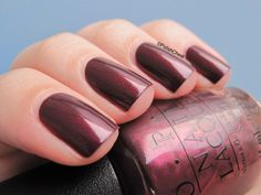 Polish Chest: OPI - Sleigh Ride for Two