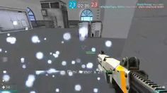UberStrike RAW Gameplay 2 - UberStrike is a Free to play FPS [First Person Shooter] MMO Game one of the first and largest Shooter built using the Unity game engine