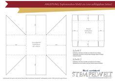 Anleitung_Explosionsbox 10x10 (vier aufklappbare Seiten)