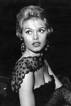 Brigitte Bardot ✾ 1958