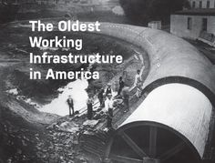 Major U.S. cities rely on aging infrastructure—we found some of the oldest still in operation.