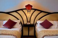 Grand'hotel Savoia Genova FZI-interiors by Francesca Fezzi e Elisabetta Frazuoli , via Behance