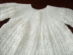 RESERVED LISTING for Jennifer heirloom quality by LuxuryHandKnits