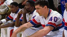 Bill Laimbeer (Credit: Andrew D. Bernstein/Getty Images)