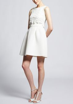 ideel | White Hot Dresses sale