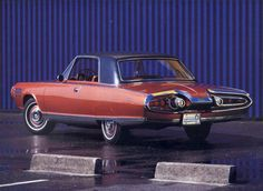 Chrysler Turbine Car (Ghia), 1963