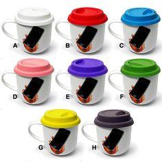 Colour Change Cup