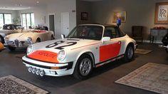 1988 Porsche 911 Carrera Targa Police Car walk around & start up from Da...