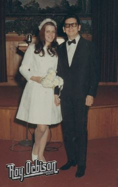 Roy Orbison and Barbara Jakob's married in 1969.