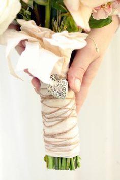 #bouquet #Bridal #locket #Nestldown #Pink #taupe #Venue