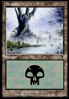 Swamp (3) ($.00) Price History from major stores - Odyssey - MTGPrice.com Values for Ebay, Amazon and hobby stores!