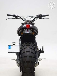 I really am keen on the things these people did with this specialized Ducati Scrambler Custom, Scrambler Motorcycle, Motorcycles, Street Tracker, Moto Ducati, My Ride, Car Insurance, Motorbikes, Paris