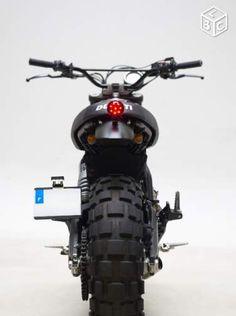 Ducati Scrambler customisée par Thomis Motorcycles Motos Paris - leboncoin.fr