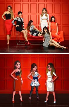 Clothing Replicas - Kim Kardashian: Hollywood Game