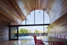 Cloud House by McBride Charles Ryan Architects