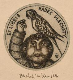 Vaclav Plechatej, Art-exlibris.net