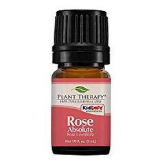 Plant Therapy Rose Absolute Essential Oil Pure, Undiluted, Natural Aromatherapy, Therapeutic Grade 5 mL oz) Essential Oils For Vertigo, Essential Oils For Skin, Rose Essential Oil, Tea Tree Essential Oil, Tips And Tricks, Rose Oil Benefits, Best Smelling Essential Oils, Anti Aging, Acne Oil