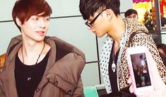 EXO Lay that smirk though•• #yixing #tao