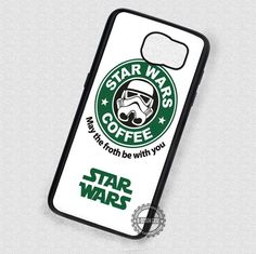 Funny Parody Image Star Wars - Samsung Galaxy S7 S6 S4 Note 7 Cases & Covers