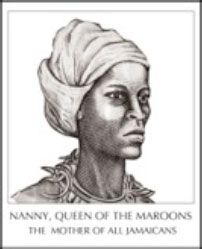 nanny of the maroons biography of albert