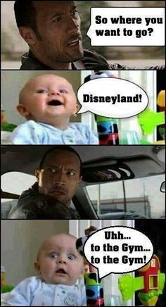 Uh I still wanted to go to Disney Land