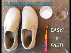 ideas how to clean white converse fast outfit How To Clean White Sneakers, All White Vans, How To Clean Vans, Clean Shoes, White Vans Outfit, Cleaning White Canvas Shoes, Clean Canvas Shoes, Cleaning White Vans, Cleaning Tennis Shoes