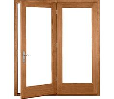 Pella Wood Hinged Patio Doors With Sidelights | Pella Patio Doors |  Pinterest | Hinged Patio Doors, Patios And Doors