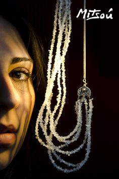 Mitsou Jewelry 1 by Dimitris Anastasiadis, via Behance