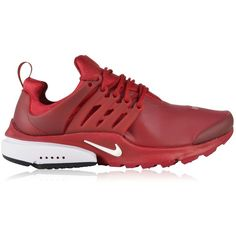 NIKE Air Presto Low Utility Trainers ($90) ❤ liked on Polyvore featuring  shoes,