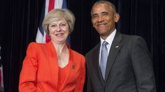 UK Prime Minister Theresa May has come under pressure at the G20 summit over Britain's trade links with the US and other countries after it leaves the EU.