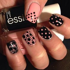 Instagram photo by youngwildandpolished #nail #nails #nailart