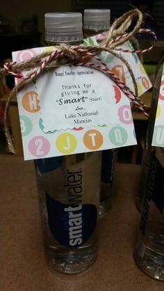 Smart Water Teacher Gift