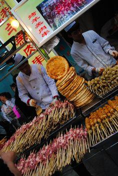 Chinese Muslim dishes