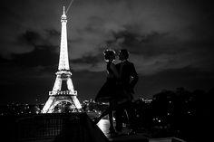 Париж любовь