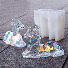 Diy Resin Mold, Epoxy Resin Art, Diy Silicone Molds, Diy Resin Art, Diy Resin Crafts, Resin Molds, Diy Craft Projects, Diy Art, Craft Ideas