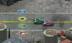 Death Racers - UGAMEZONE - Your Game Zone