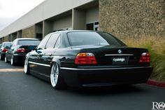 BMW E38 Long VIP Style |