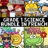This is a BUNDLE including all 4 Strands of the GRADE 1 SCIENCE CURRICULUM along with many additional supporting resources! This product is aligned with the Ontario Curriculum, Sciences et Technologie. This BUNDLE includes; Science Worksheets, Science Curriculum, Science Resources, French Teaching Resources, Teaching French, Teaching Ideas, Ontario Curriculum, Vocabulary Practice, Primary Science