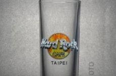 Hard Rock Cafe TAIPEI (Fire Logo)