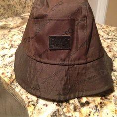 Dolce & Gabbana summer hat!!!  Fun summer hat!!! Hardly worn D&G Accessories Hats