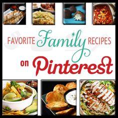 Recipe Index - Favorite Family Recipes