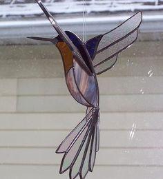 Rufus 3 d humming bird