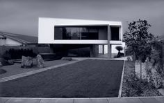 House in the Green Belt of Budapest – HMS-plan