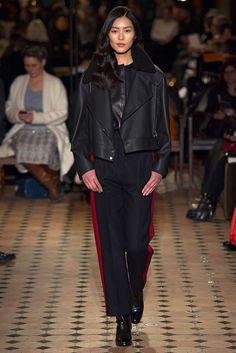 Hermès Fall 2013 Ready-to-Wear Fashion Show - Liu Wen (Elite)