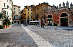 Piazzetta Pescheria, Verona